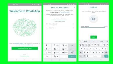 Photo of How to create a whatsapp account